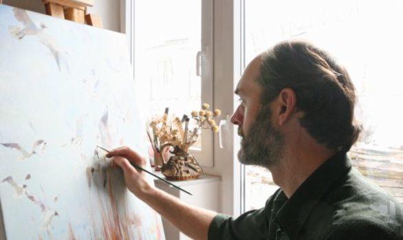 Naturmaler-Eugen Kisselmann